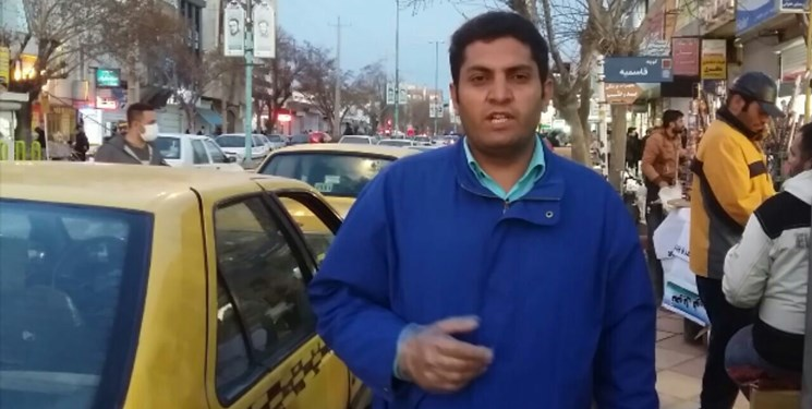 خبرنگار فارس کردستان هزینه حلقه نامزدی را صرف کمک مومنانه کرد