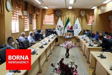 نشست صمیمانه مدیر کل ورزش و جوانان فارس با سردبیران ورزشی رسانه ها
