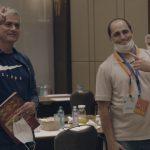 مورینیو به وعدهاش به خبرنگار مقدونیهای عمل کرد