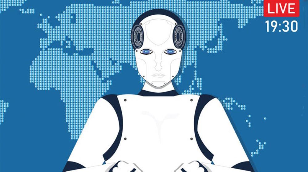 آیا قرار است روباتها جای خبرنگارها را بگیرند؟